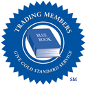 Blue Book Service Trading Member | Gold Standard Service | Tem-Cole | Top Class | TC Marketing